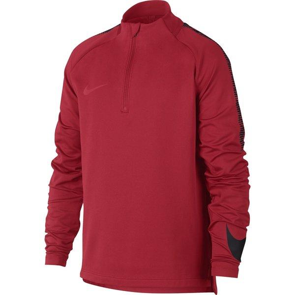 Nike Training Shirt Dry Squad Drill Fire University Red