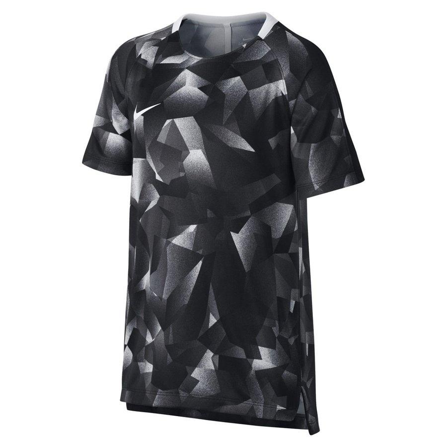 Nike Trænings T-Shirt Dry Squad CL - Sort/Hvid Børn thumbnail