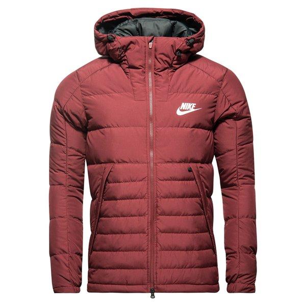 timeless design eec5c d1d0e Nike Winterjacke NSW - Rot/Grau/Weiß | www.unisportstore.de