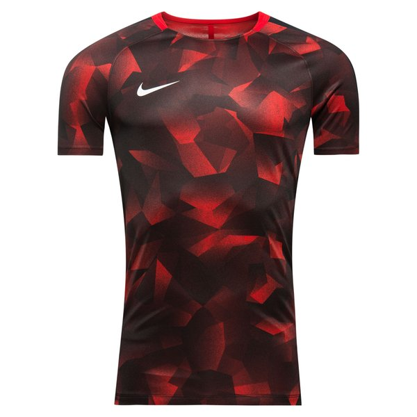 Nike Training T Shirt Dry Squad Cl Fire University Red