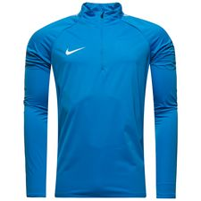 Nike Treningsgenser Squad Drill Top Shield Ice - Blå/Hvit