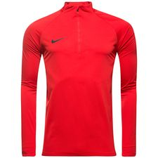 Nike Treningsgenser Squad Drill Top Shield Fire - Rød/Sort