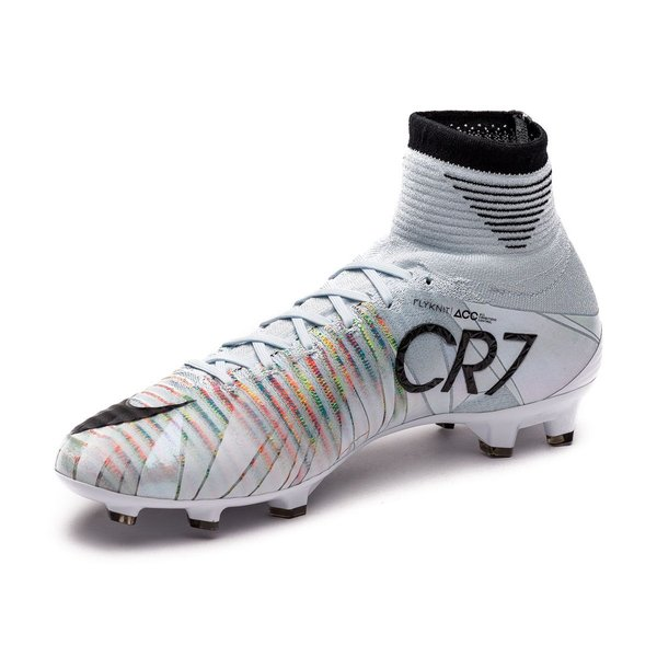 a767db71d Nike Mercurial Superfly V CR7 Chapter 5  Cut to brilliance FG - Blue Tint