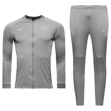 Nike Trainingspak Dry Squad CR7 Chapter 5: Cut to brilliance Knit - Grijs Kinder