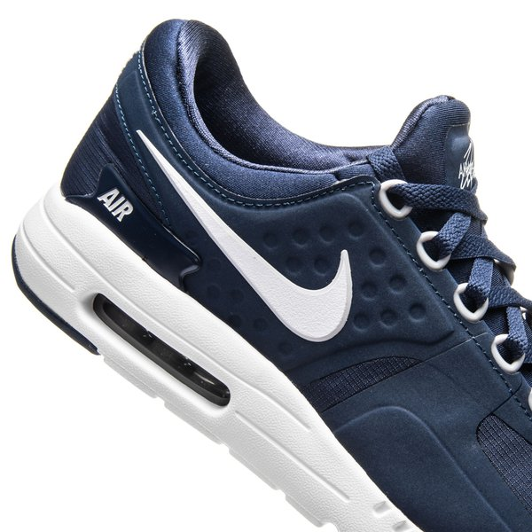 ... clearance nike air max zero essential midnight navy white pure platinum  sneakers 261d7 43d33 741ecffed
