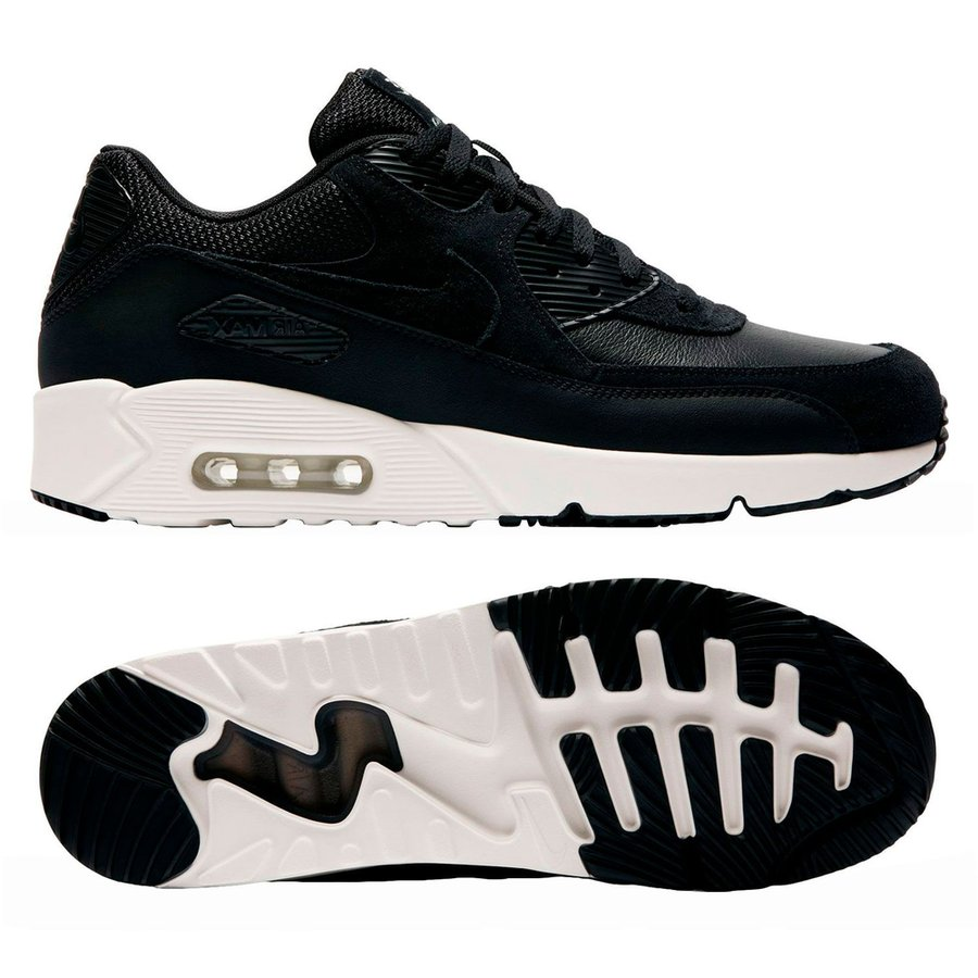newest collection 44068 2dd8b ... wholesale nike air max 90 ultra 2.0 cuir noir blanc sneakers ba8f8 3dbd9