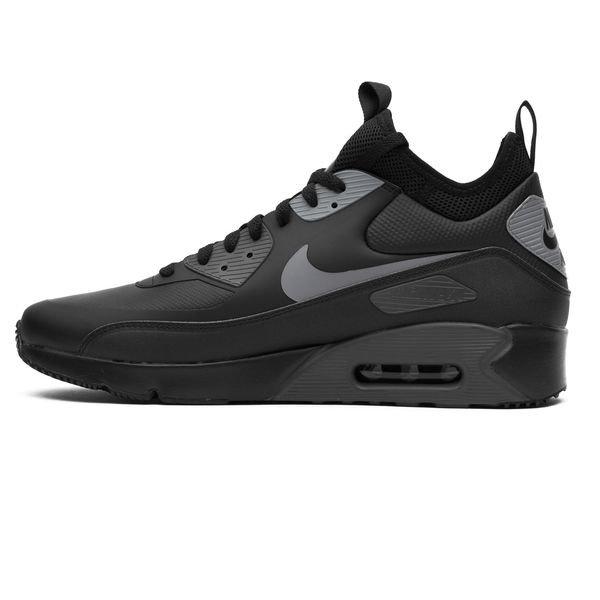 Nike Air Max 90 Mid Winter BlackCool Grey   www