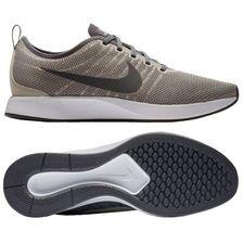 nike dualtone racer - grå/hvid - sneakers