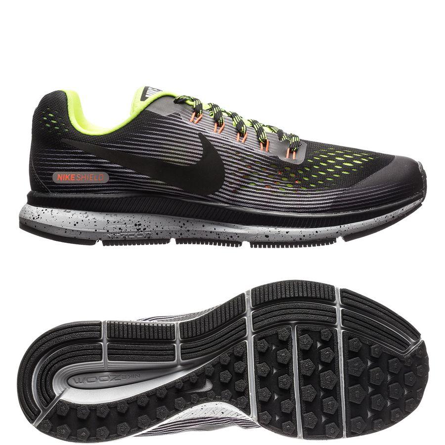 Noirjaune Zoom De Pegasus Nike Air 34 Fluo Chaussures Running w06xOaq
