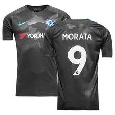 chelsea 3. trøje 2017/18 morata 9 børn - fodboldtrøjer