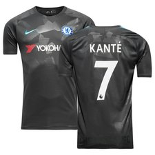 chelsea 3. trøje 2017/18 kanté 7 børn - fodboldtrøjer