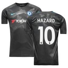 chelsea third shirt 2017/18 hazard 10 kids - football shirts