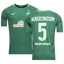 Werder Bremen Hjemmebanetrøje AUGUSTINSSON 5