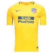 atletico madrid udebanetrøje 2017/18 saul 8 - fodboldtrøjer