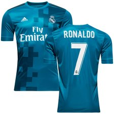 Real Madrid 3. Trøje RONALDO 7