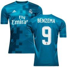 Real Madrid 3. Trøje BENZEMA 9