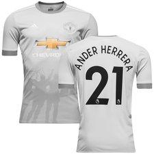 manchester united 3. trøje 2017/18 ander herrera 21 - fodboldtrøjer