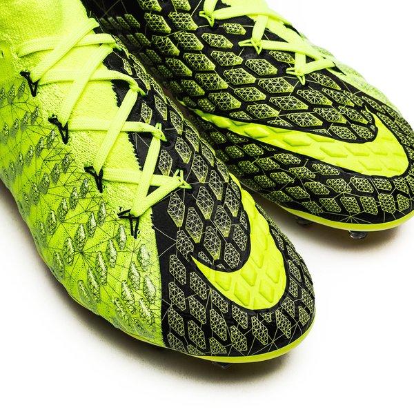 reputable site 98c86 dd67a Nike x EA SPORTS Hypervenom Phantom 3 DF FG - Volt/Black ...