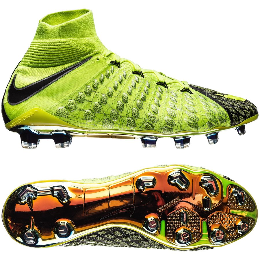 great fit fashion style good quality spain nike hypervenom neon jaune d1b0a c5f5e