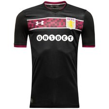 aston villa away shirt 2017/18 - football shirts