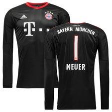Bayern München Målvaktströja 2017/18 NEUER 1 Barn