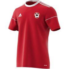 toksværd olstrup fodbold - hjemmebanetrøje rød børn - fodboldtrøjer