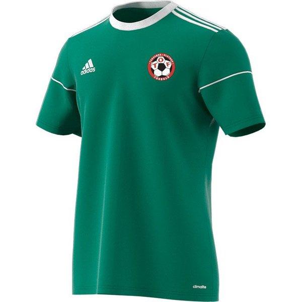 toksværd olstrup fodbold - udebanetrøje grøn børn - fodboldtrøjer