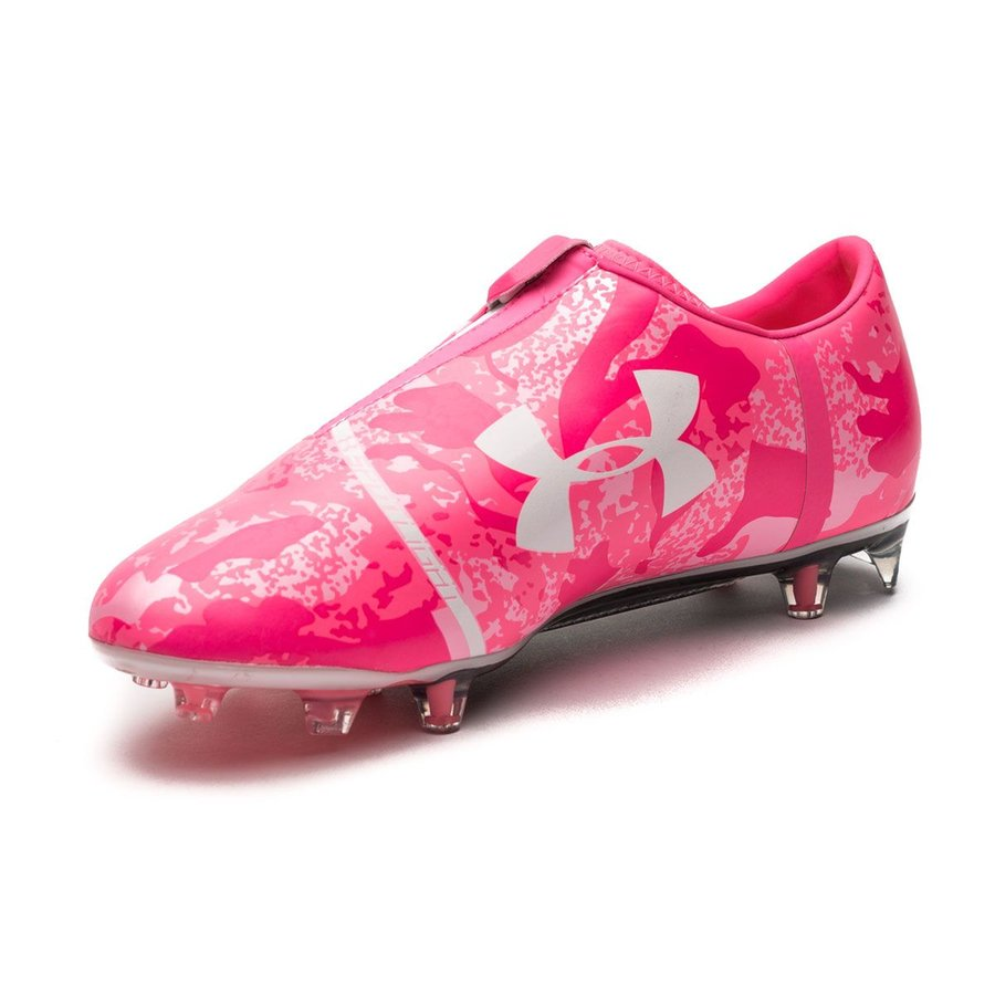 under armour spotlight 2 0 fg power in pink pink limited edition. Black Bedroom Furniture Sets. Home Design Ideas