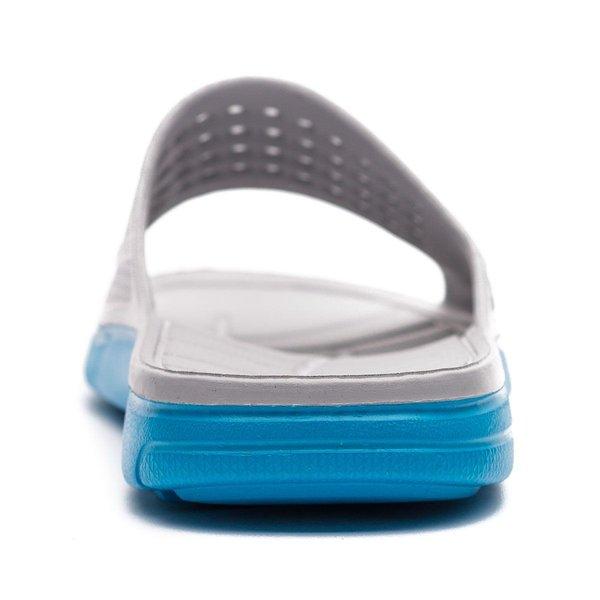 Hummel Pantoufles De Sport - Gris / Bleu 5ipflqXm
