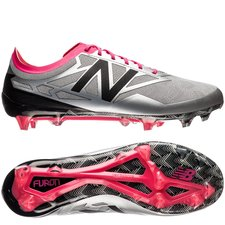 new balance furon 3.0 pro fg - silver/pink limited edition - football boots