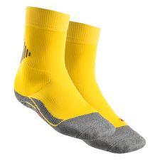falke socks 4 grip - yellow - football socks