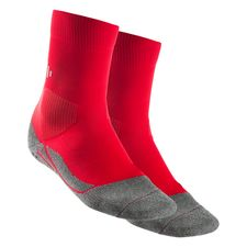 Falke Socks 4 Grip - Red