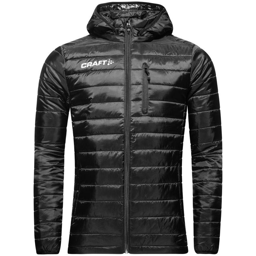 39ce969b Craft Jacket Isolate - Black | www.unisportstore.com