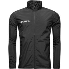 craft rain jacket - black - jackets