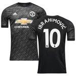 manchester united udebanetrøje 2017/18 ibrahimovic 10 - fodboldtrøjer