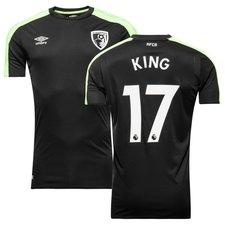 bournemouth 3. trøje 2017/18 king 17 - fodboldtrøjer
