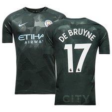 Manchester City 3. Trøje DE BRUYNE 17