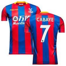 Crystal Palace Hjemmebanetrøje CABAYE 7