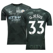 Manchester City 3. Trøje G.JESUS 33