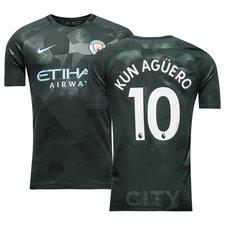 Manchester City 3. Trøje KUN AGÜERO 10