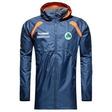 greuther fürth jacka all weather - navy - jackor