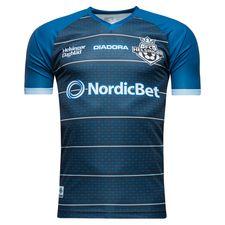 f.c. helsingør away shirt 2017/18 kids - football shirts