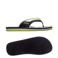 joma slide playa 701 - black/volt - sandals