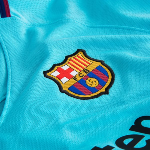 Fc barcelone maillot ext rieur 2017 18 femme www for Fc barcelone maillot exterieur
