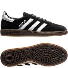 adidas spezial - black - indoor shoes