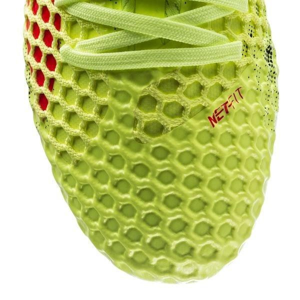 ... puma future 18.2 netfit fg ag - yellow - football boots ... cdd08ea65