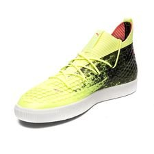 2df4c36c94f ... puma future 18.1 netfit clyde - yellow - sneakers ...