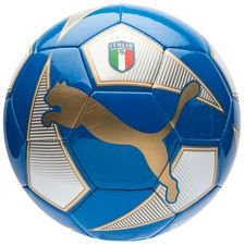 italy football fan - blue/white - footballs