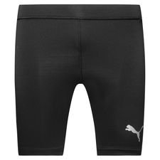 puma baselayer liga tights - sort - baselayer