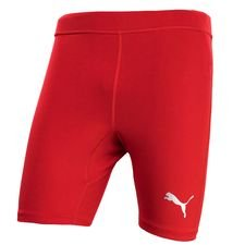 puma baselayer liga tights - red kids - baselayer